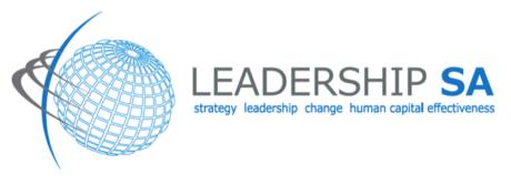 Leadership SA Certificate Logo